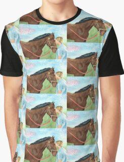Friesian X Graphic T-Shirt