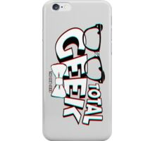 Total Geek - 3D Effect iPhone Case/Skin