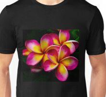 Plumeria Flower Unisex T-Shirt