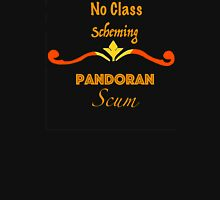 Pandoran Scum w/Scrollwork Unisex T-Shirt