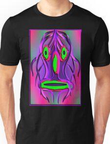 Mask psychedelic Unisex T-Shirt