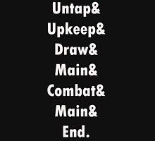 Untap, Upkeep Unisex T-Shirt