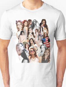 Lana collage! T-Shirt
