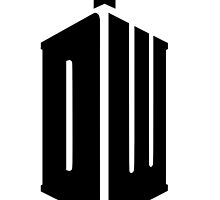 Doctor Who logo by sexypottedplant