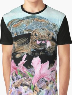 Roxy the Turtle Graphic T-Shirt