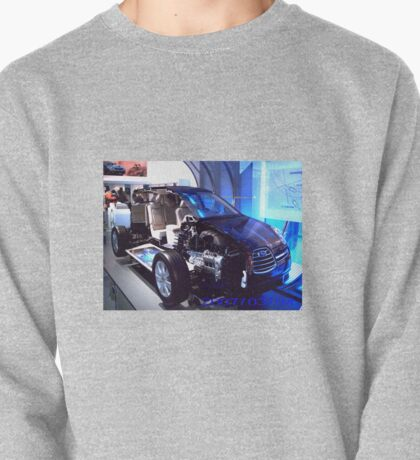 Subaru sliced Pullover