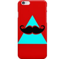 Hipster Triangle iPhone Case/Skin