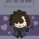 Will you 221B mine?  by perdita00