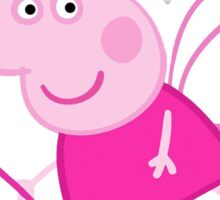 Princess Peppa Pig - Must Bow to Me Sticker