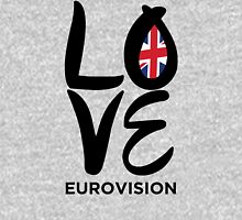LOVE Eurovision [United Kingdom] Unisex T-Shirt