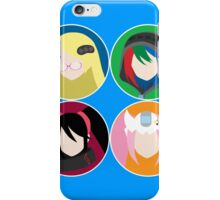SeHa Forever iPhone Case/Skin