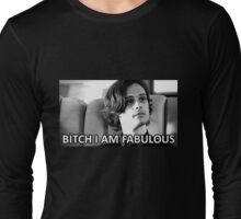 Dr. Spencer Reid 2 Long Sleeve T-Shirt