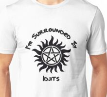 I'm Surrounded By Idjits Unisex T-Shirt