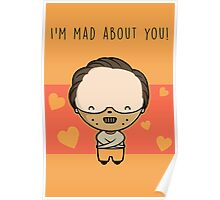 I'm Mad About You (Hannibal) Poster