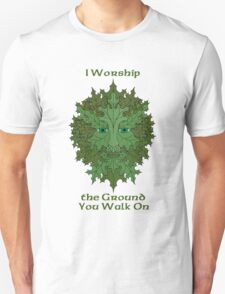 Greenman Worship Tee T-Shirt