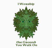 Greenman Worship Tee Unisex T-Shirt
