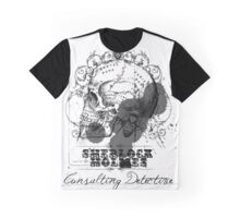 Consulting Detective Graphic T-Shirt