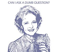 Rose Nylund - Golden Girls Photographic Print