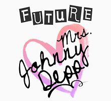 Future Mrs. Johnny Depp Unisex T-Shirt
