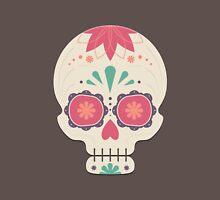 Skull Candy Cream Unisex T-Shirt