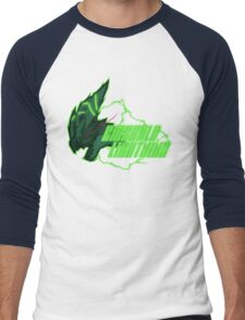 Monster Hunter All Stars - Emerald Lightning Men's Baseball ¾ T-Shirt