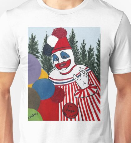 Pogo The Clown Unisex T-Shirt
