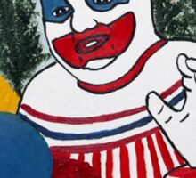 Pogo The Clown Sticker