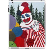 Pogo The Clown iPad Case/Skin