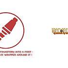 Team Fortress 2 - Soldier- Red by Kookynetta