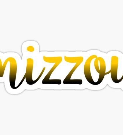 University of Missouri - Mizzou Sticker