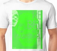 R.A.A. Green (Exclusive REDBUBBLE Print) Unisex T-Shirt