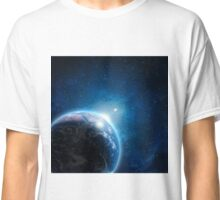 Earth Galaxy Classic T-Shirt