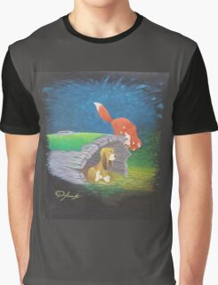 Fox and the Hound Graphic T-Shirt