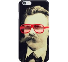 Nietzscheezy iPhone Case/Skin