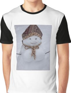 Snow Woman  Graphic T-Shirt