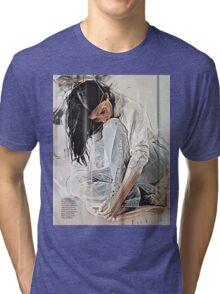 Kim Kardashian Tri-blend T-Shirt