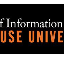 Syracuse University iSchool Sticker
