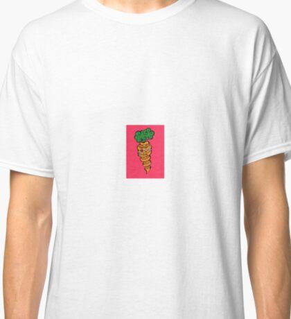 Sliced Carrot Classic T-Shirt