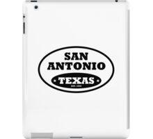 San Antonio iPad Case/Skin