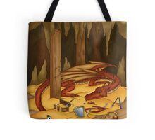 The Hobbit Redesign Tote Bag