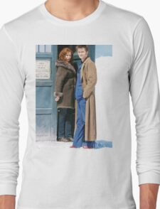 DoctorDonna Long Sleeve T-Shirt