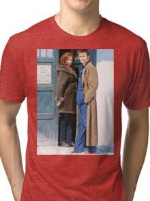 DoctorDonna Tri-blend T-Shirt