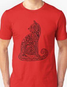 Celtic Cat #8 Tee T-Shirt
