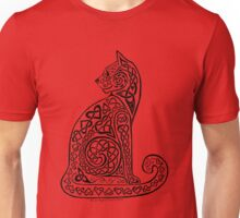 Celtic Cat #8 Tee Unisex T-Shirt