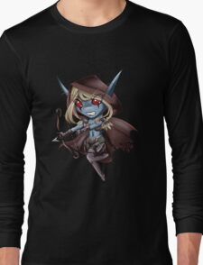 Tiny Queen of the Undead Long Sleeve T-Shirt
