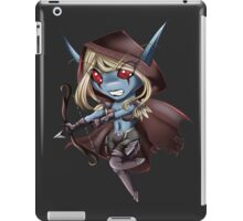 Tiny Queen of the Undead iPad Case/Skin