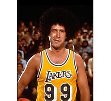 Fletch Lakers Photographic Print