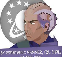 Galaxy Quest - By Grabthar's Hammer by fabulouslypoor