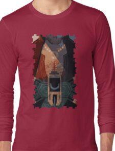 Varric Tarot Card Long Sleeve T-Shirt