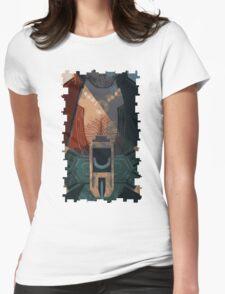 Varric Tarot Card Womens Fitted T-Shirt